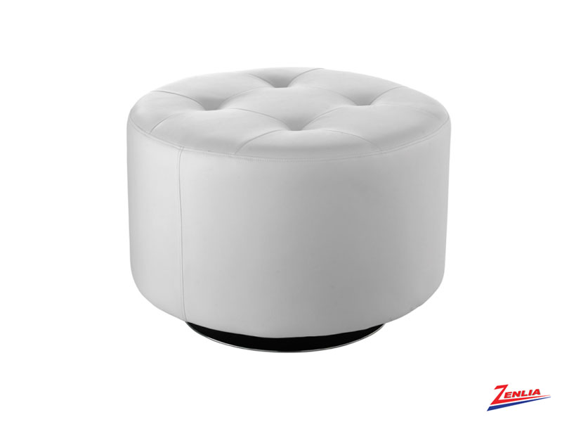 Doma Wh Large Swivel Ottoman