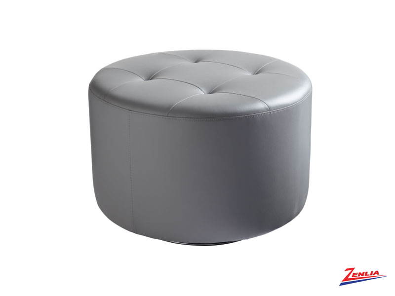 Doma Gr Large Swivel Ottoman