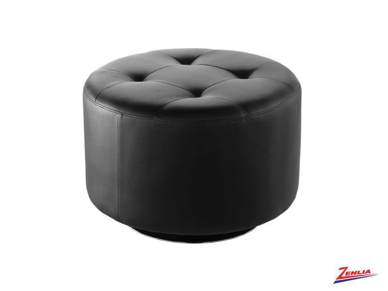 Doma Bl Large Swivel Ottoman Large