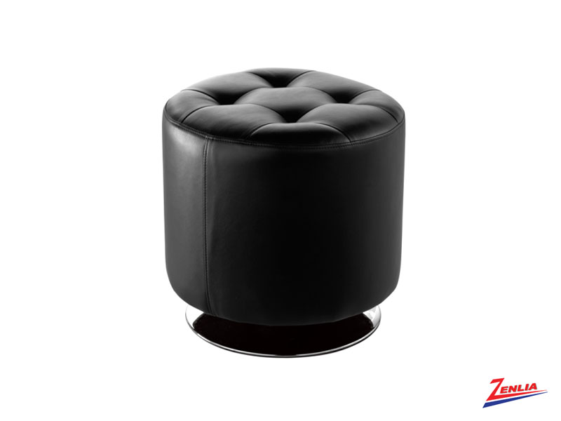 Doma Bl Small Swivel Ottoman