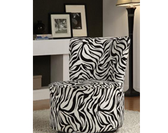 Style 488f6s Swivel Accent Chair
