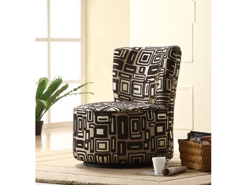 Style 488f9s Swivel Accent Chair