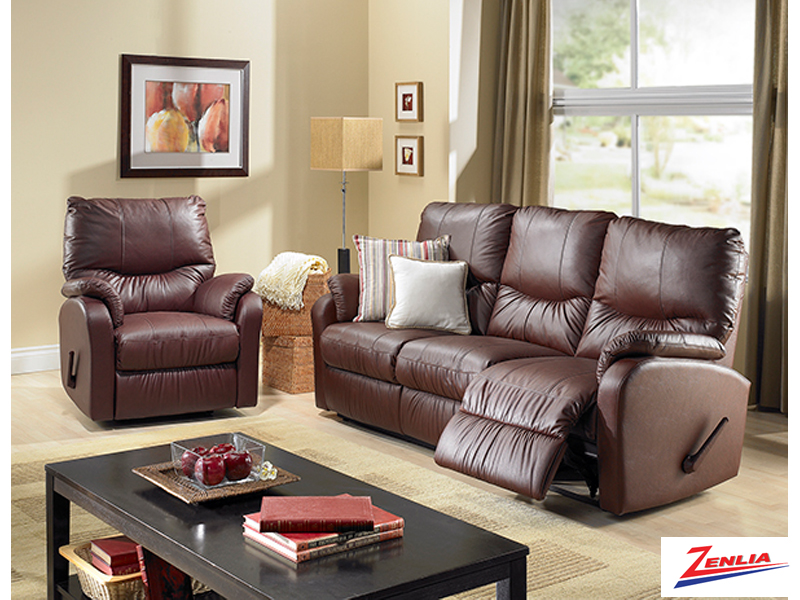 Eva Recliner Sofa Set