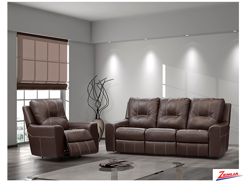Paig Reclining Sofa Set