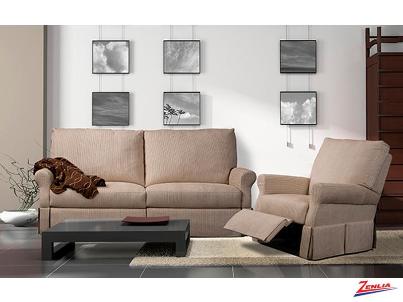 Vivi Reclining Sofa Set