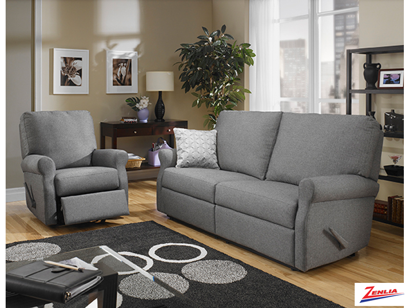 Oce Reclining Sofa Set