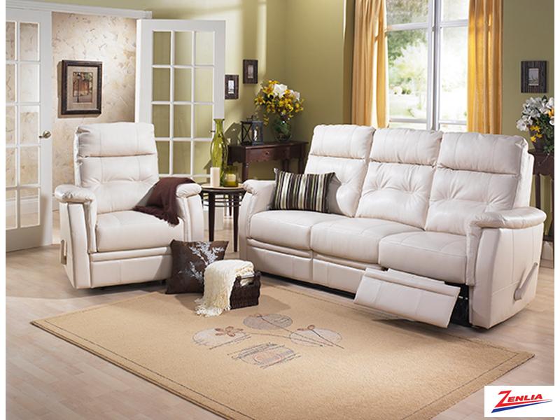 Mila Reclining Sofa Set