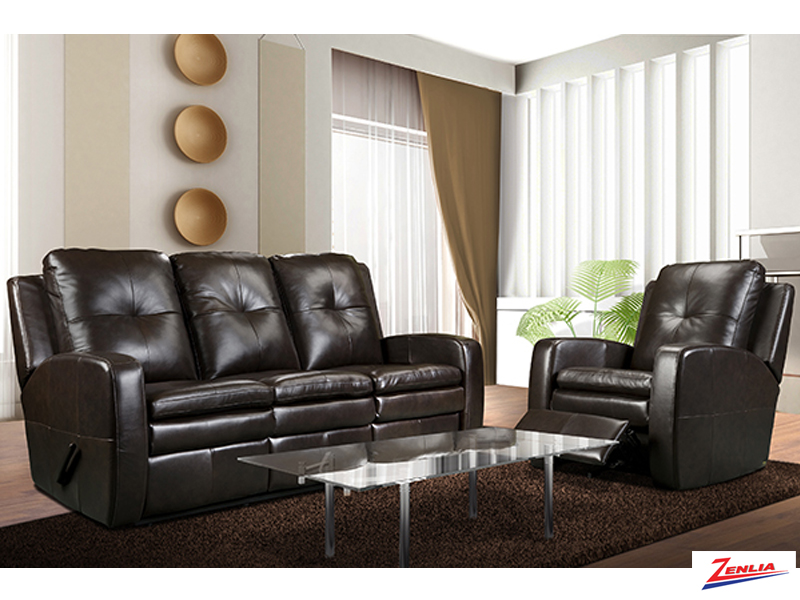 Chris Reclining Sofa Set