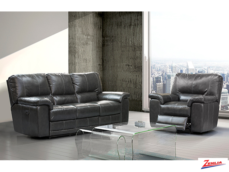 Rain Reclining Sofa Set