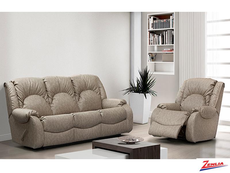 Cum Reclining Sofa Set