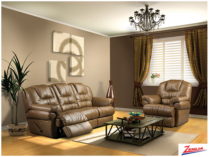 Dyla Reclining Sofa Set