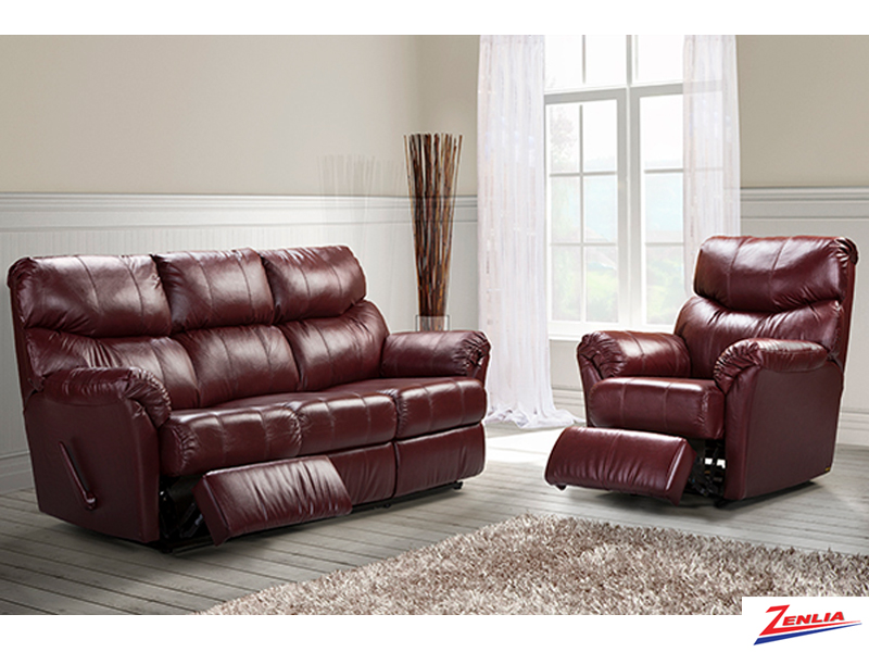 Jas Reclining Sofa Set