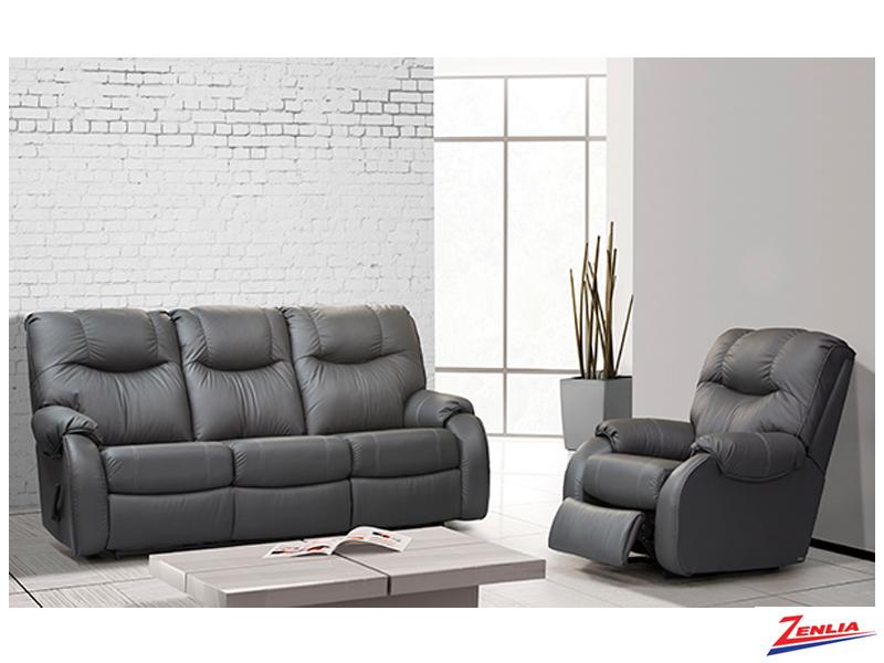 Tan Reclining Sofa Set