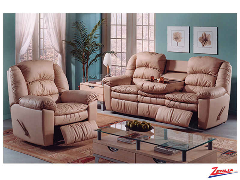 Ran Reclining Sofa Set