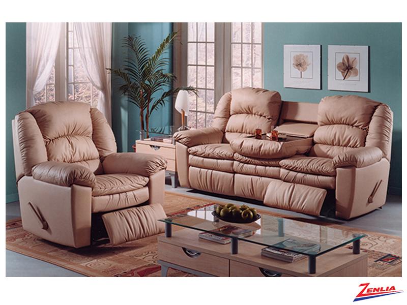 Ran Reclining Sofa Set