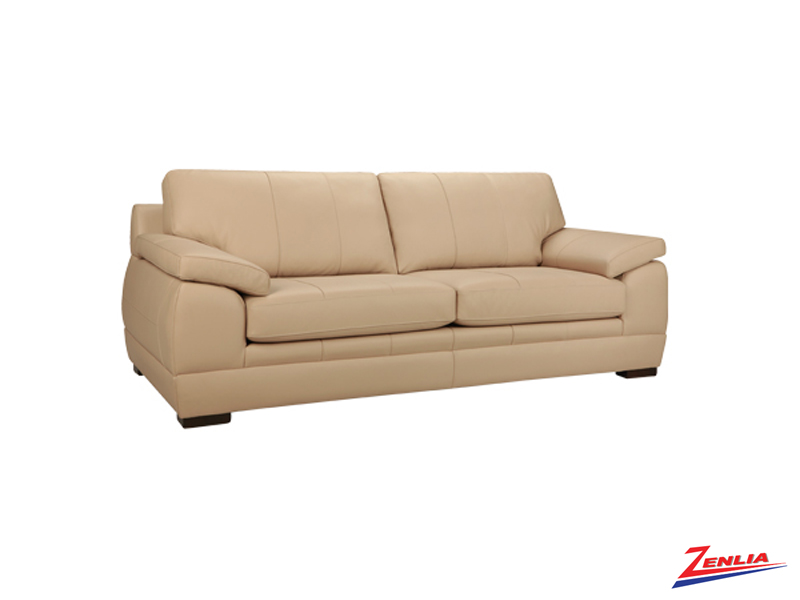 Style L761 Leather Sofa