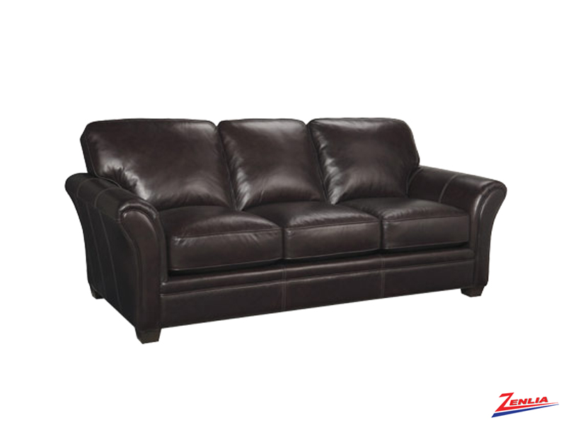 Style L775 Leather Sofa