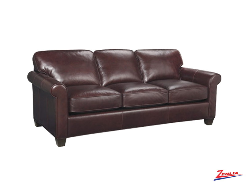 Style L774 Leather Sofa