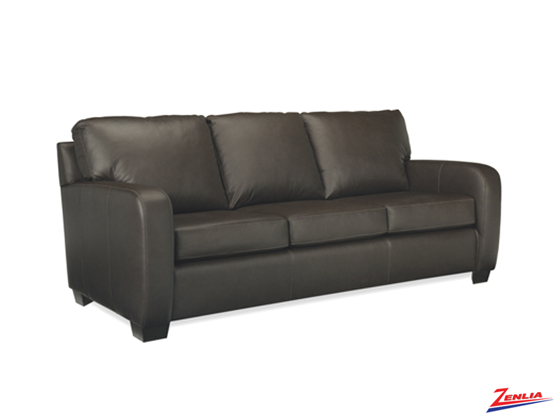 Style L727 Leather Sofa