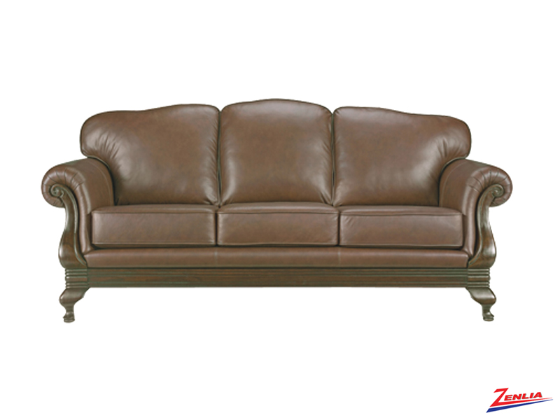Style L704 Leather Sofa