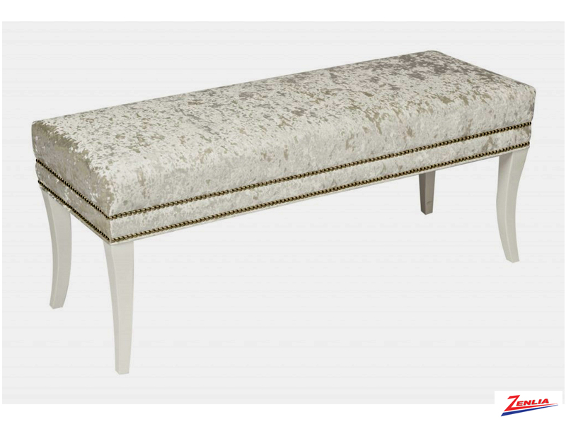 Thom Tufted Bench
