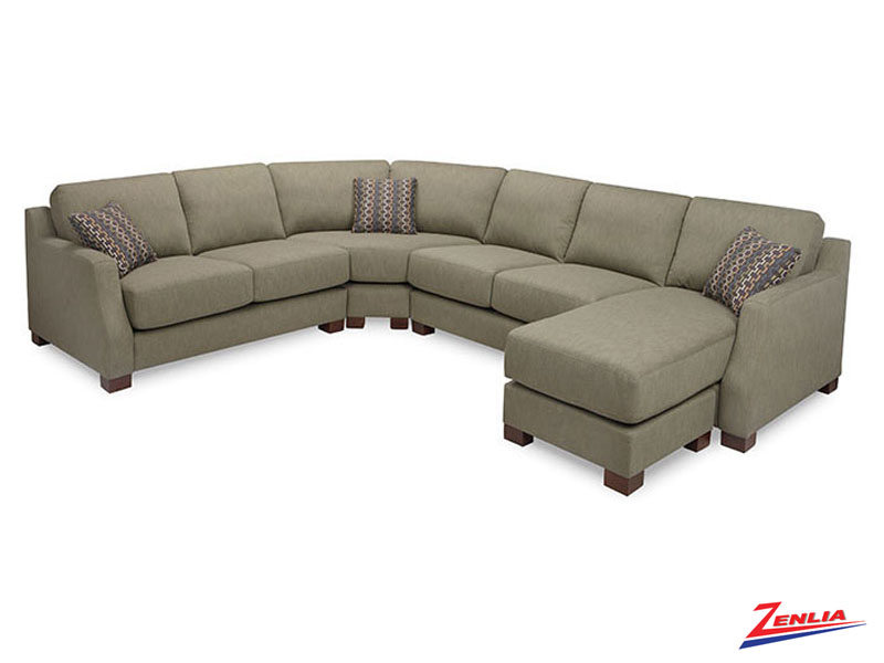 Style 6051 Sectional Sofa