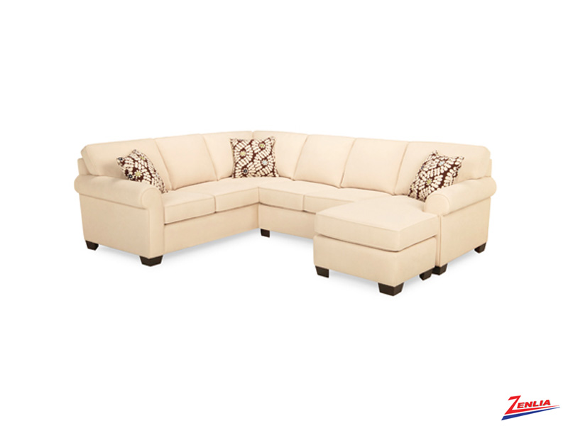 Style 9593 Sectional Sofa
