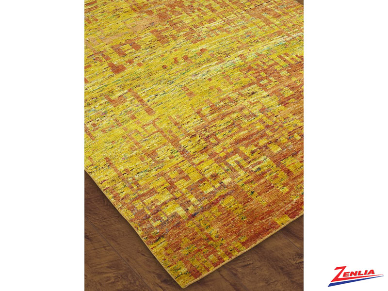 Mysore Silk Gold Rug