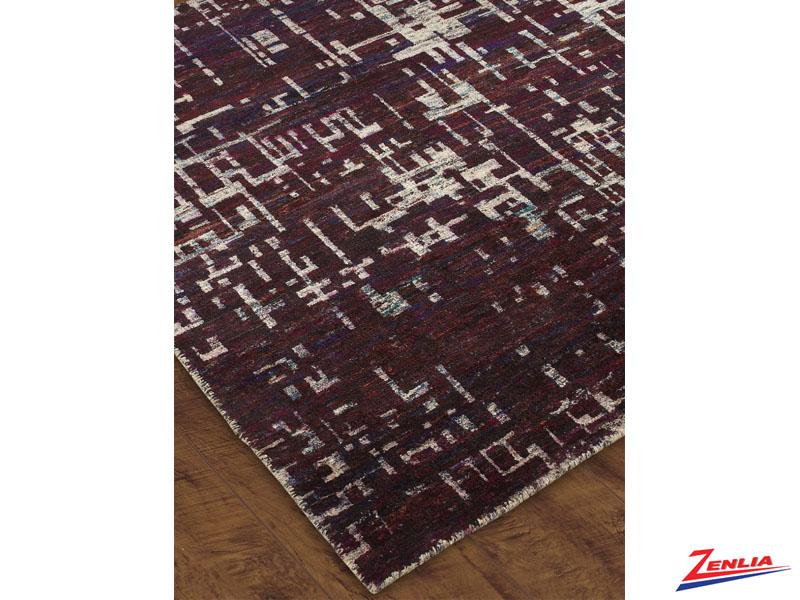 Mysore Silk Purple Rug
