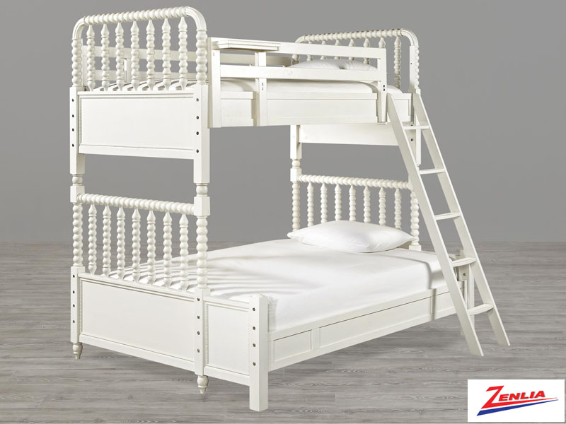Bella Twin Over Full Bunk Bed