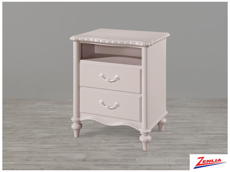Bella Daisy Pink Night Stand