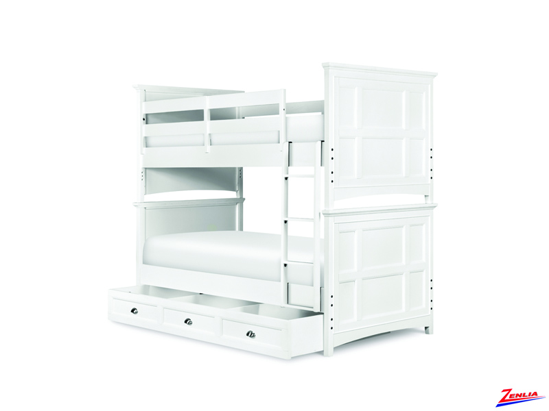 Ken Twin Over Twin Bunk Bed