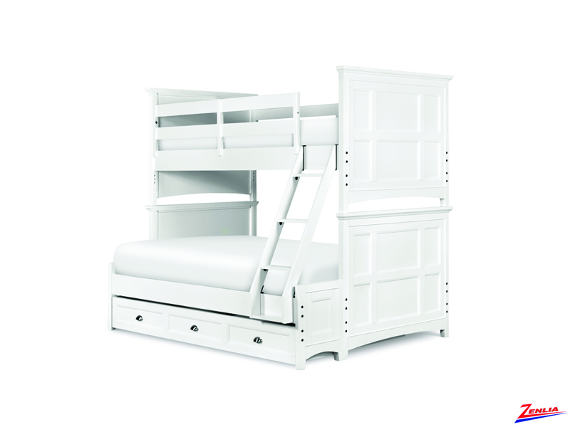 Ken Twin Over Full Bunk Bed