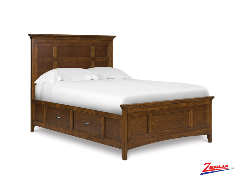 Ril Twin Strorage Bed