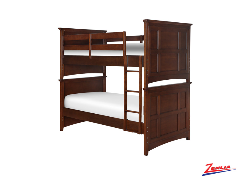 Ril Twin Over Twin Bunk Bed