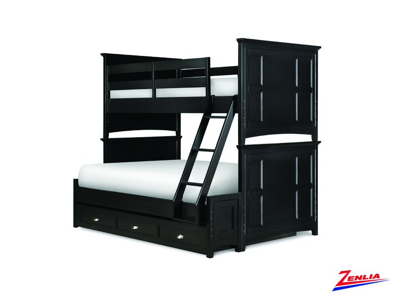 Benn Twin Over Full Bunk Bed