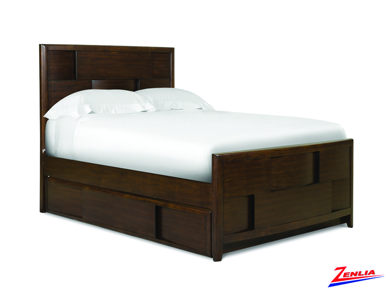 Twilight Twin Bed