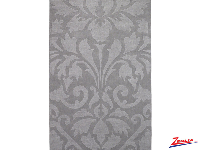 City Trends Silver/grey Rug