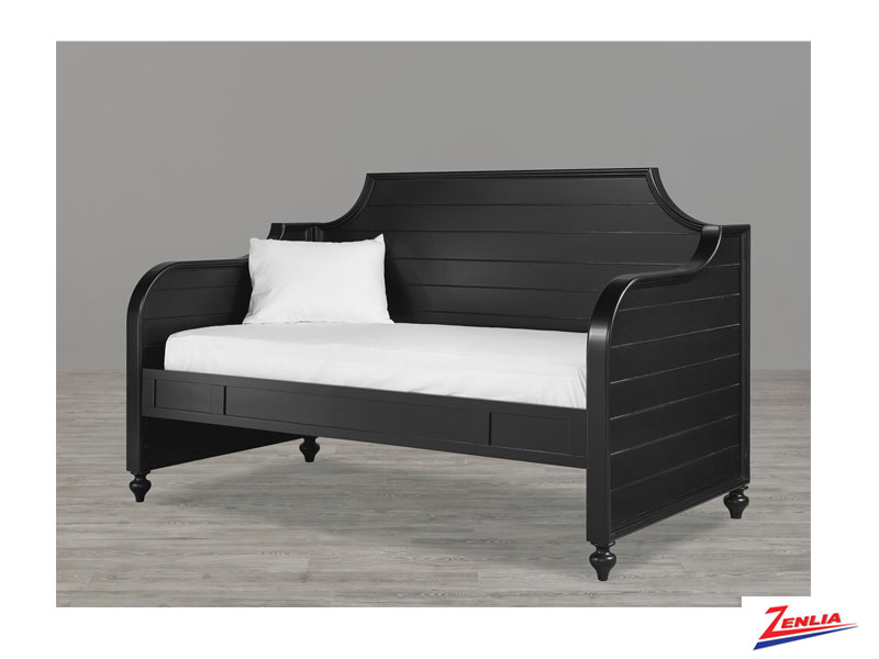 Black Night And Day Bed