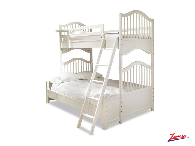 Gene Bunk Bed Twin Over Full