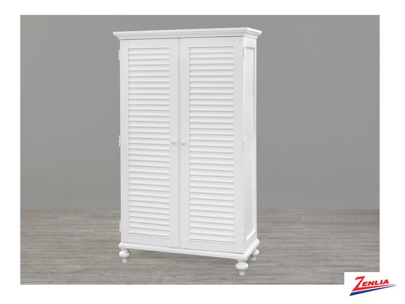 White Classic Wardrobe