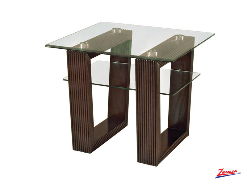 Cord End Table