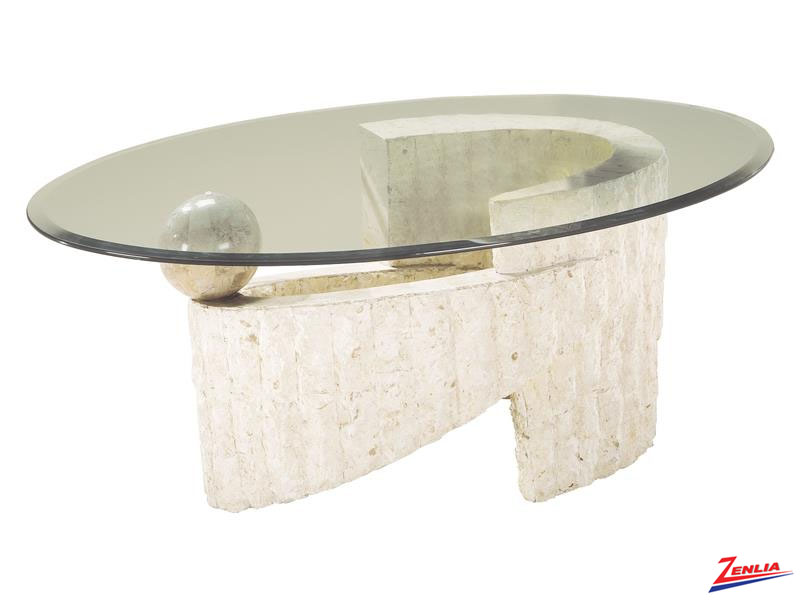 Pont Oval Coffee Table