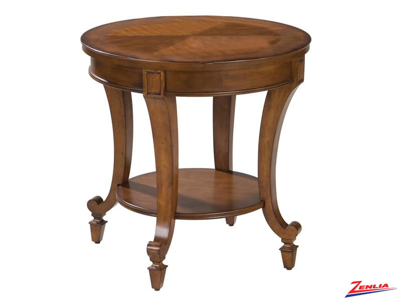 Aida End Table