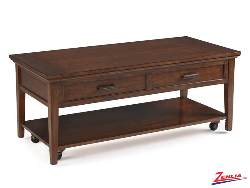 Harb Starter Lift Top Coffee Table
