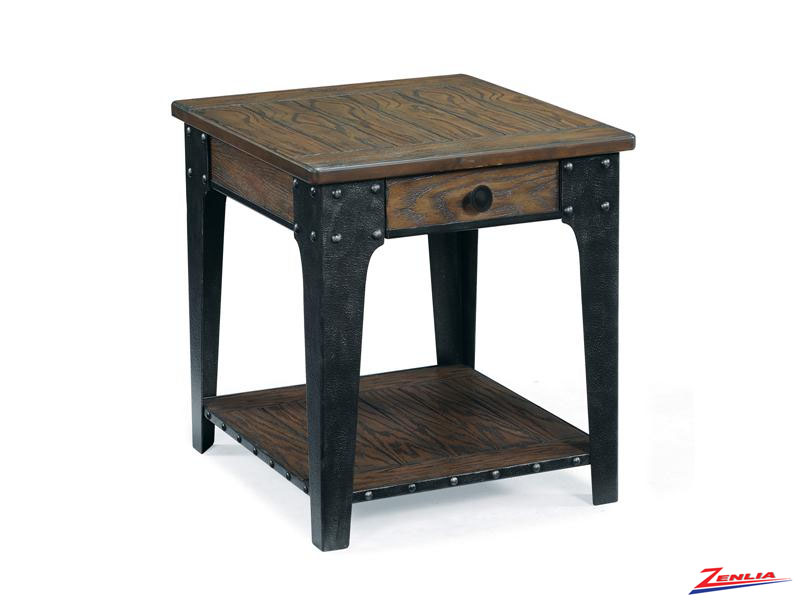 Lakeh End Table