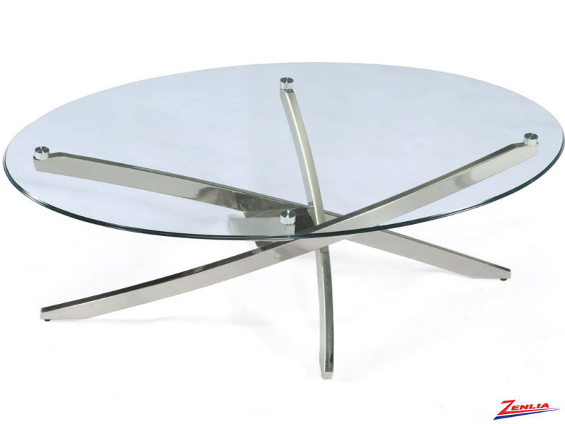 Zila Oval Coffee Table