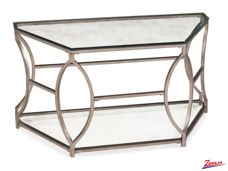 Neve Hexagonal Sofa Table