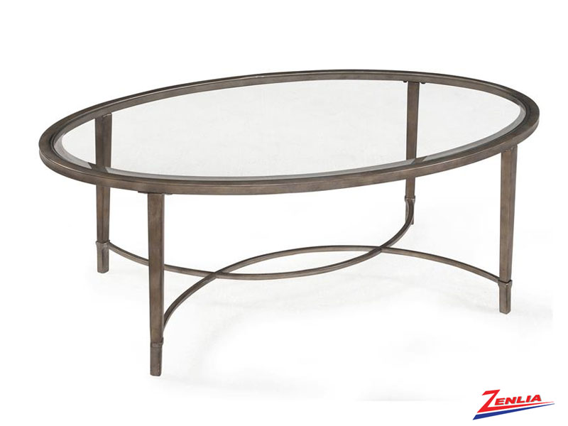 Copi Oval Coffee Table
