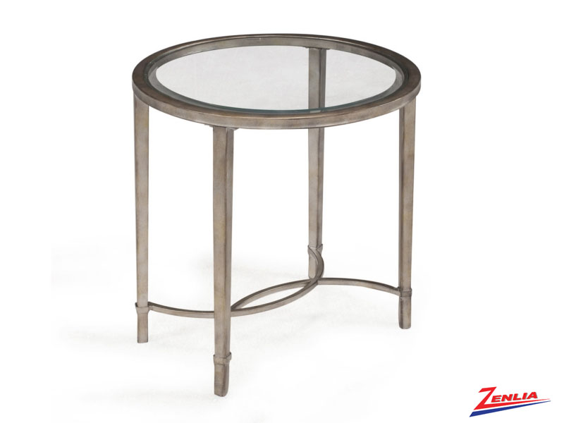 Copi Oval End Table